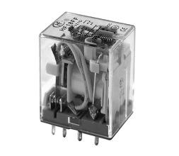 宏发继电器 小型继电器 工控继电器 HFG18/A220-2Z1