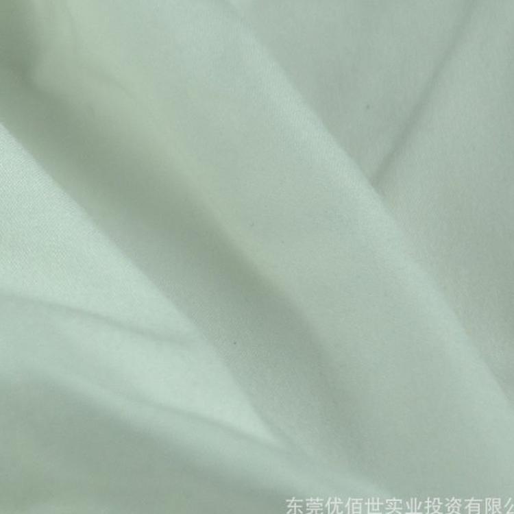 长绒棉随意裁布料 高端休闲舒展服装面料定做加工定制