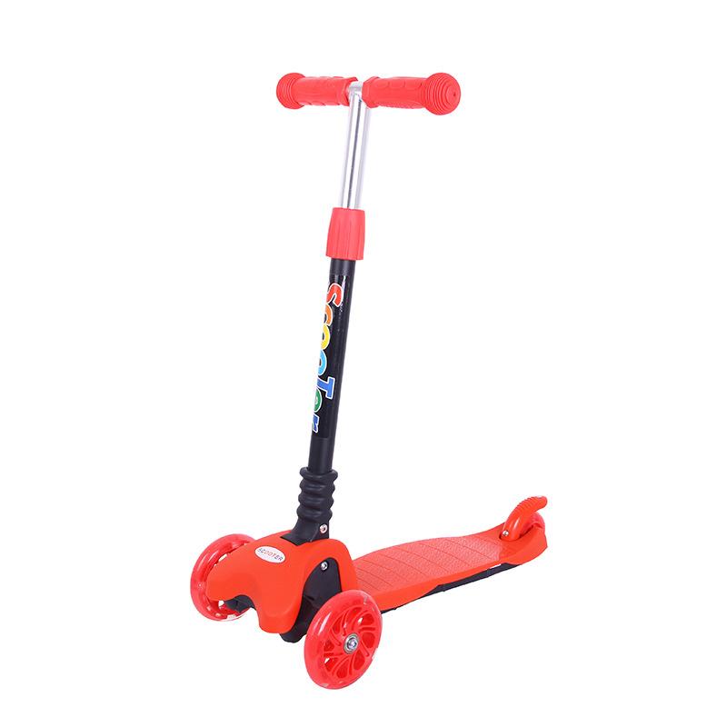 热卖新款儿童玩具锻炼滑板车运动健身代步车礼品定制车子一件代发