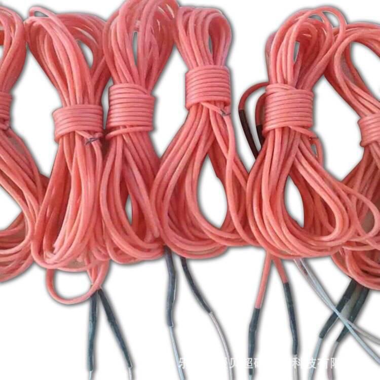 厂家批发 碳纤维发热线  耐高温发热线  24k理疗养生发热线