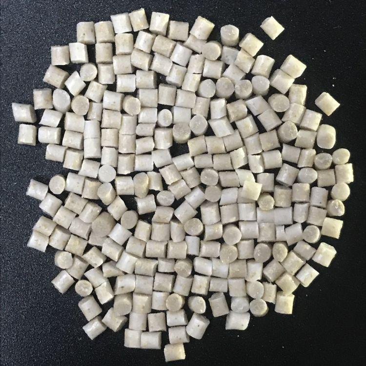 工厂直销 改性PLA加秸秆 聚乳酸L60S4 众塑新材料 切粒原料