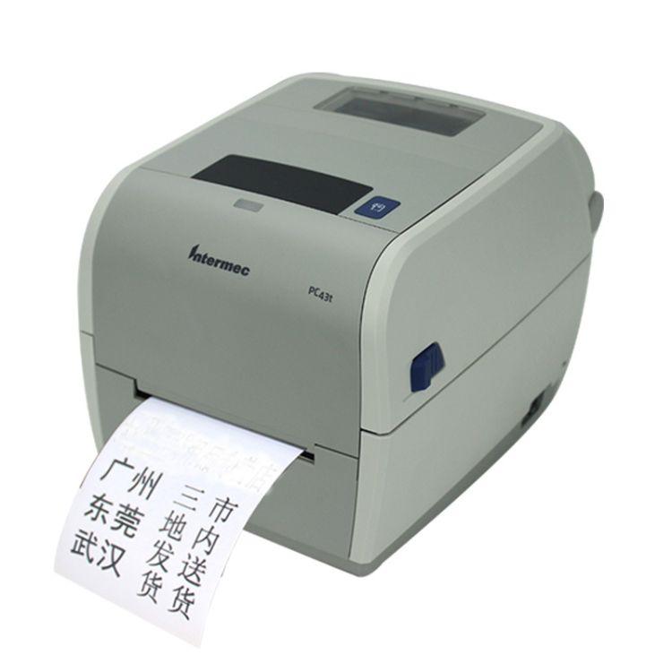 霍尼韋爾PC43T 300點條碼打印機 商業條碼機 標簽機