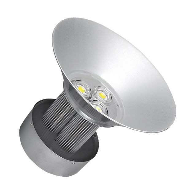 三柱led工矿灯铝外壳150w天棚灯套件价格120w180w集成车间照明灯