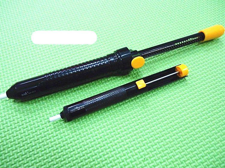 德至高TAK-217焊锡吸取器手动自动吸锡泵吸枪吸锡枪电烙铁吸焊器