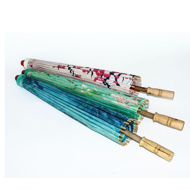 油纸伞 厂家直销工艺伞遮阳伞油纸伞