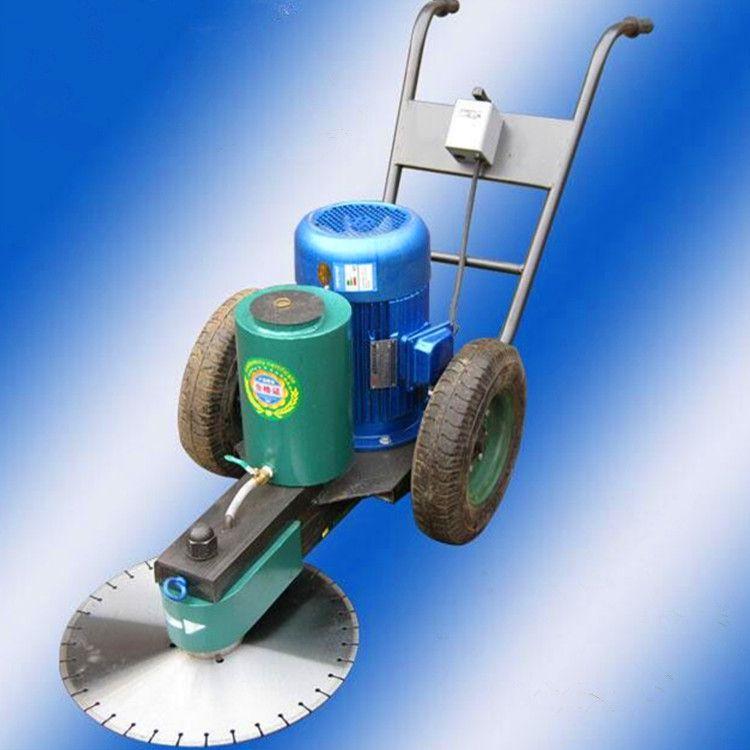 一诺机械混凝土切桩机 高效率桩头切割机 SYQZ-400锯桩机
