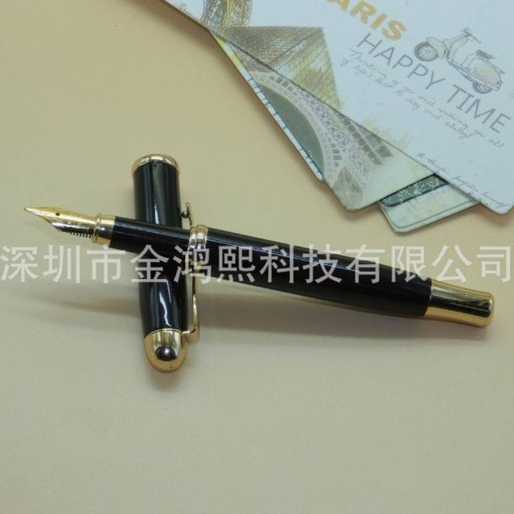 供应金属转动圆珠笔 商务高档钢笔,定制logo TY-3801