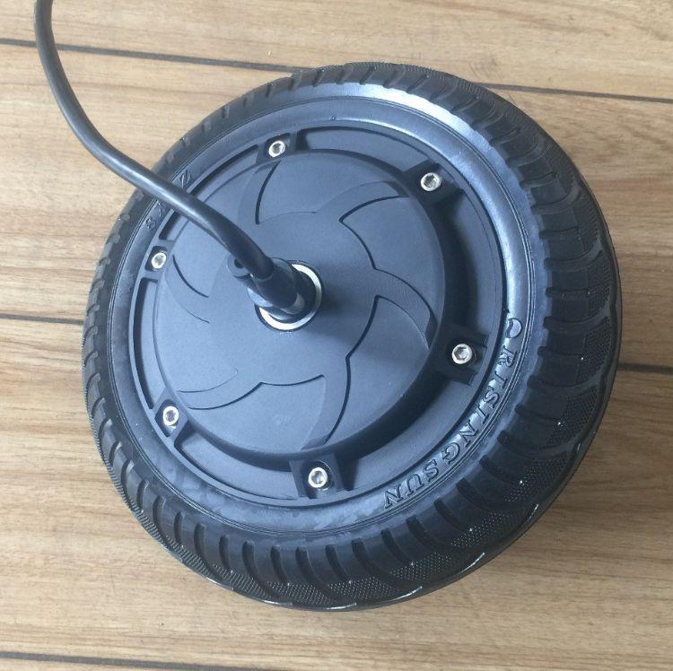 8寸游乐设备电机 童车 漂移车 折叠代驾车 电子刹 24-48V带霍尔