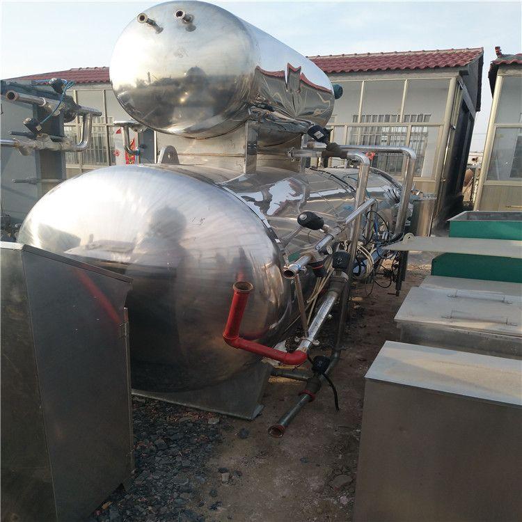 直销灭菌锅 ,食品机械杀菌锅设备 豆奶双层高温杀菌锅釜
