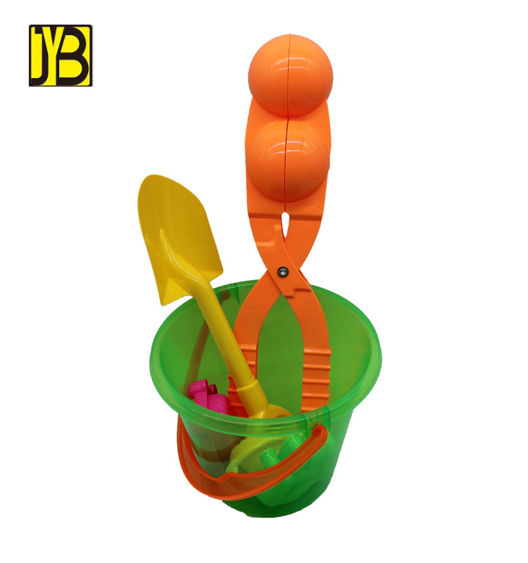 儿童沙滩戏水玩具套装塑料城堡模型桶玩沙铲子户外玩具套装批发