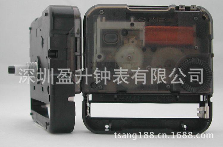 日本SKP静音扫秒触点/接音乐盒机芯