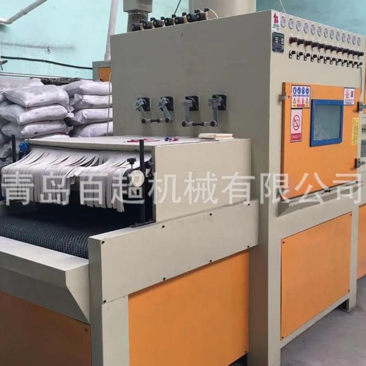 山西省 太原 大同 阳泉 长治 铝型材喷砂机厂家直销 设计新颖 使用方便