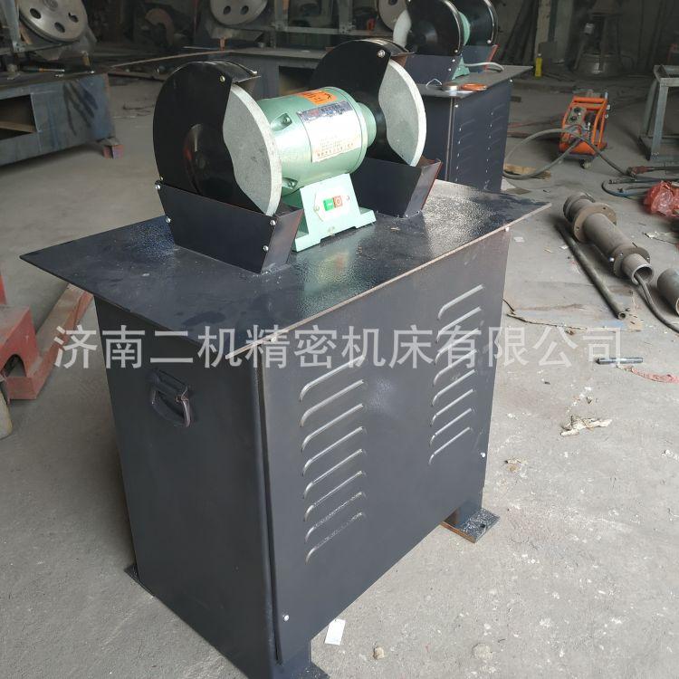 除尘式砂轮机M3325 MC3025 250mm环保吸尘式砂轮机[雄力]