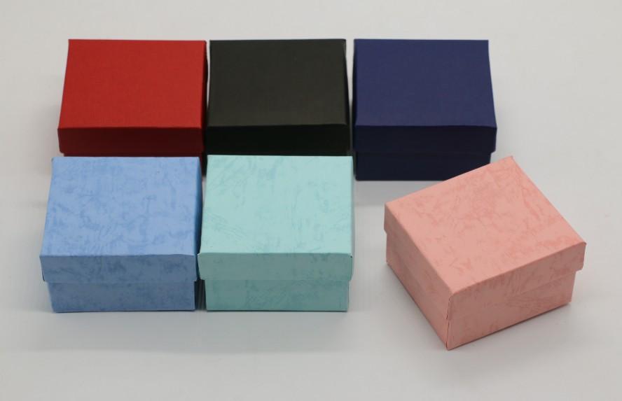 现货手表盒纸盒礼品盒首饰盒包装盒手镯盒项链盒手链盒8*8.5*5.5