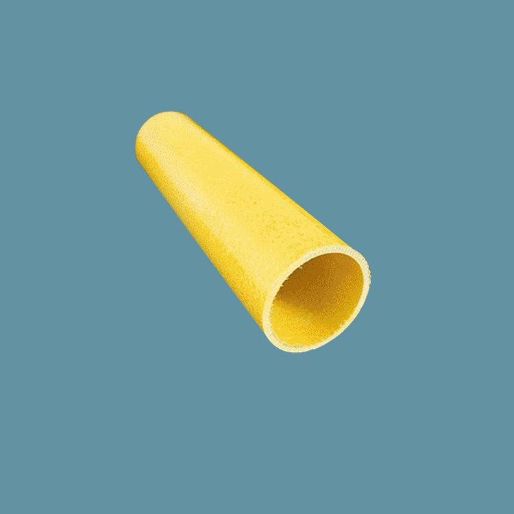 玻璃钢圆管 防腐拉挤圆管制品厂家直销 50围栏无碱方管圆管可定制