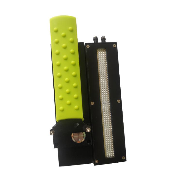 视贝led冷光源固化设备蓝光底漆专用固化灯改装传统uv汞灯流水线
