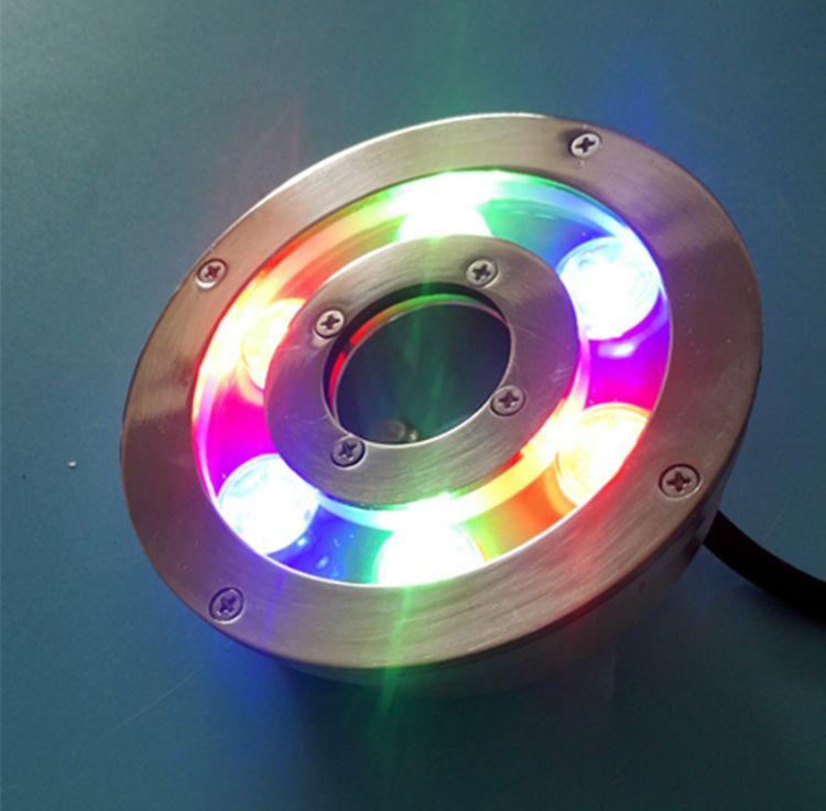 海南LED中孔喷泉灯-房产行业龙头企业都选择的-LED喷泉灯厂家