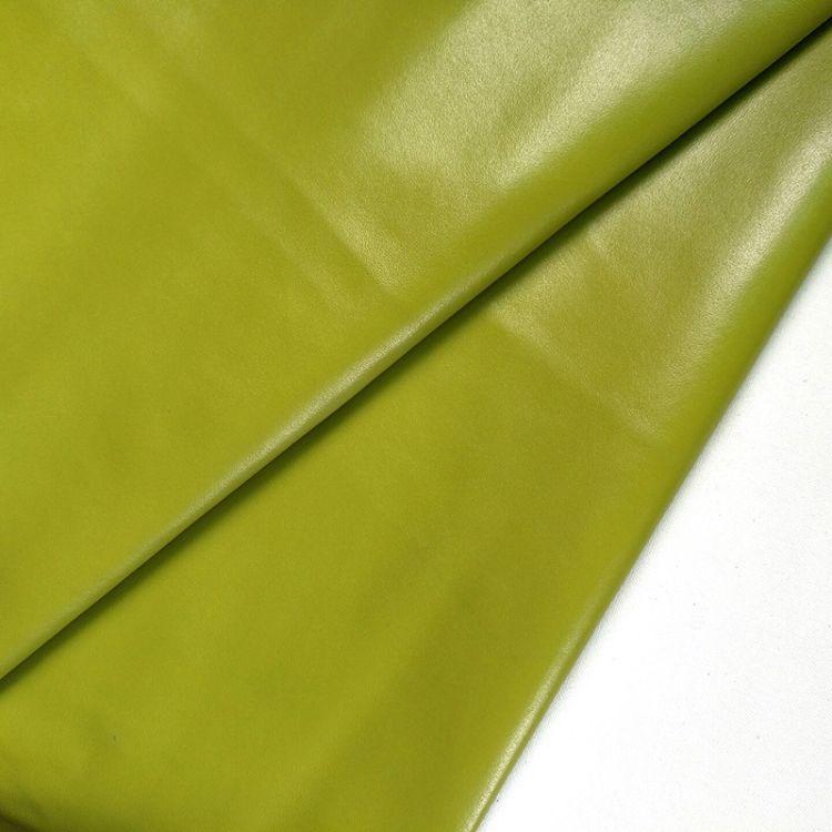 头层羊皮皮料 箱包服装皮革皮料山羊皮革 绵羊皮规格纹路可定制