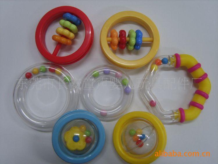 毛绒玩具配件 婴儿玩具塑胶配件