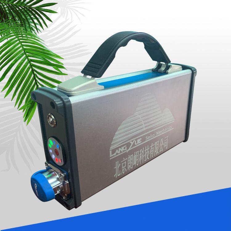 安全阀检验设备校验装置检测专用数据采集盒便携手提 北京朗岄定制