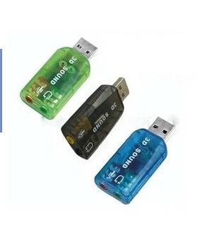 USB声卡  5.1声道 usb外置声卡电脑声卡台式机笔记本声卡厂家直销