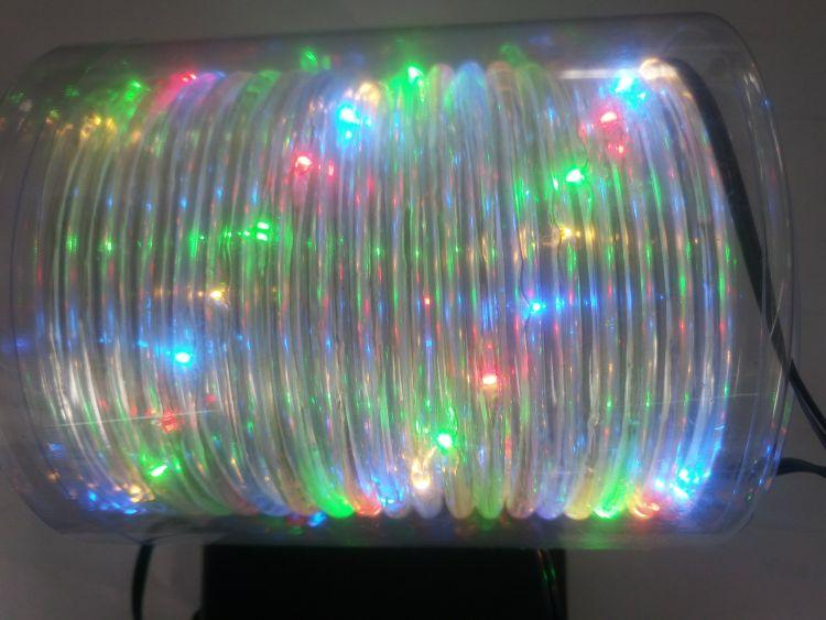 铜线软条防水灯、色胶管灯、高压灯串