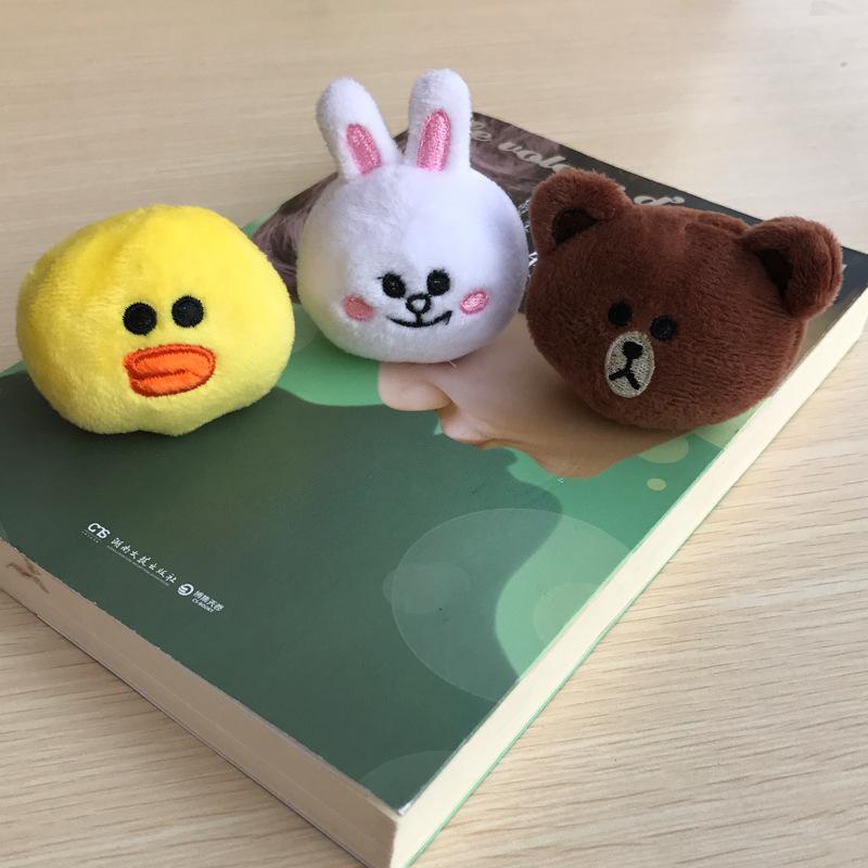 韩版可爱小熊发箍 卡通小鸡头箍发夹头饰小兔发饰义乌饰品批发