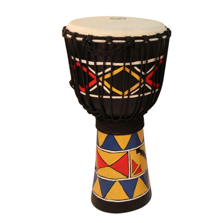达利斯DALLAS批发各种非洲鼓 彩绘款式