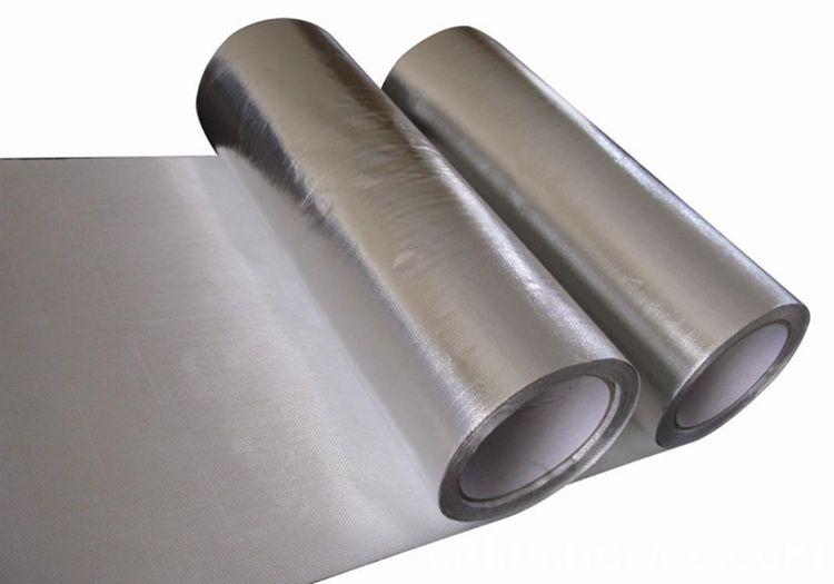 紫燕玻纤 玻璃纤维布 铝箔玻纤布 大量供应