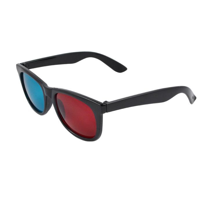 新款电影院3d眼镜被动式圆偏光3d立体影院眼镜reald3D偏光式
