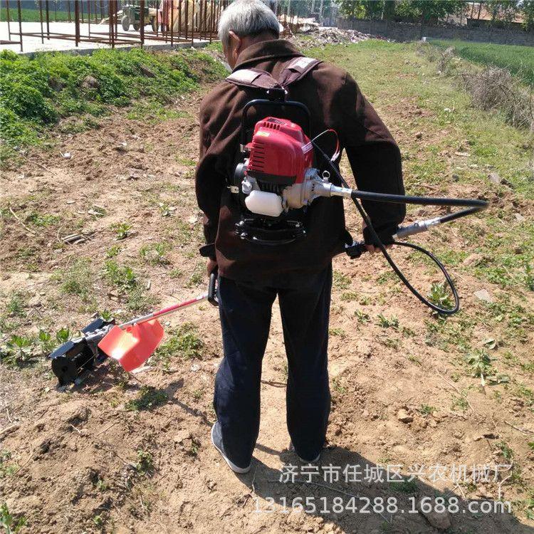 供应背负式除草机 家用多功能小型打草机 侧挂式除草机水稻收割机