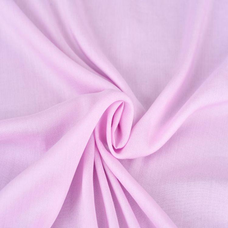 厂家直销45支人棉喷气全工艺梭织服装面料女装连衣裙里布现货供应