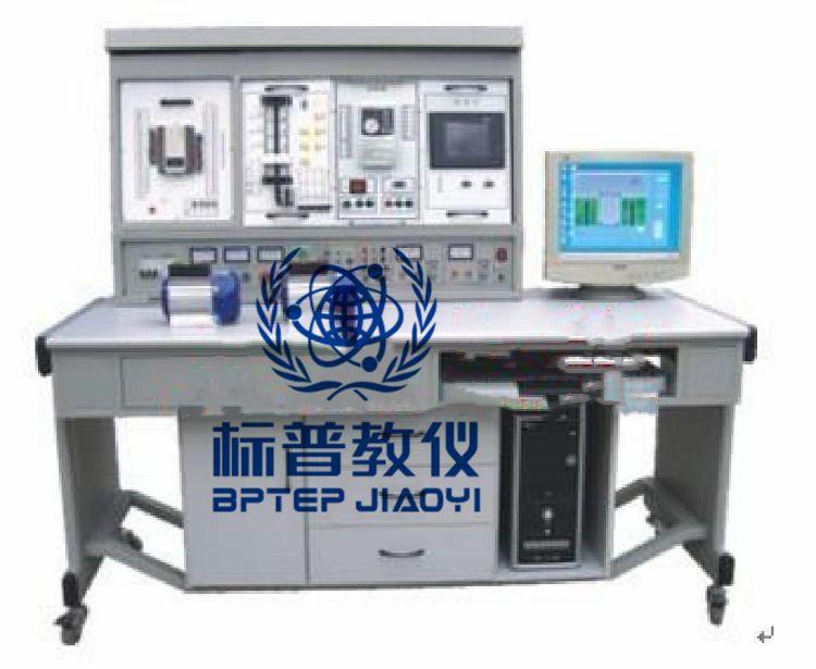 网络型PLC可编程控制器变频调速电气控制及微机接口