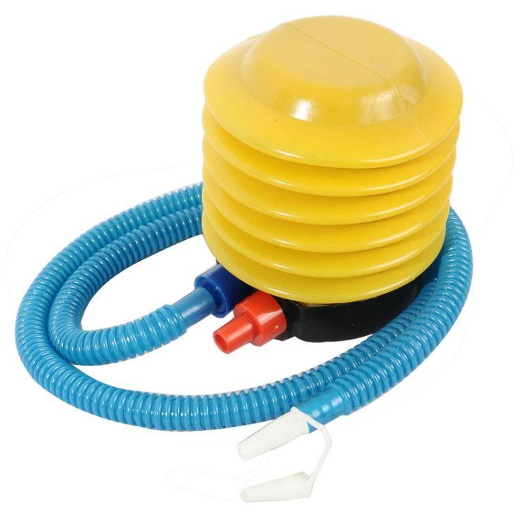 瑜伽球脚踩充气筒 充气泵 手动充气筒【脚踏充气筒】 气球打气筒
