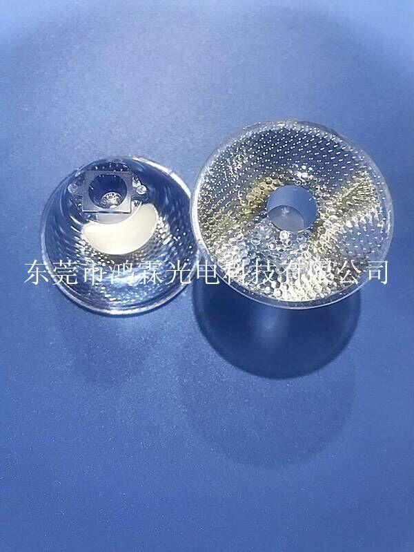 42mm小角度透镜8度透镜CREEXML四合一混光混色透镜5050透镜