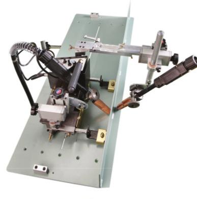 韩国KOWELD焊接小车CS-5A水平角焊小车CS-2A水平双面角焊小车