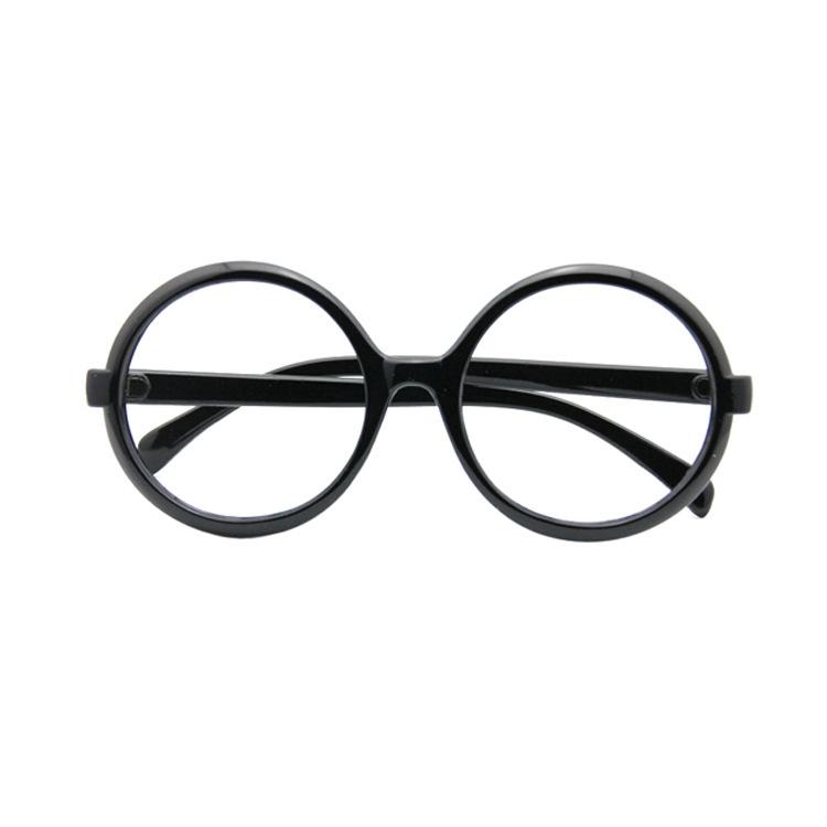 《哈利波特》眼镜框哈利原版眼镜定制厂家直销cos表演佩戴眼架