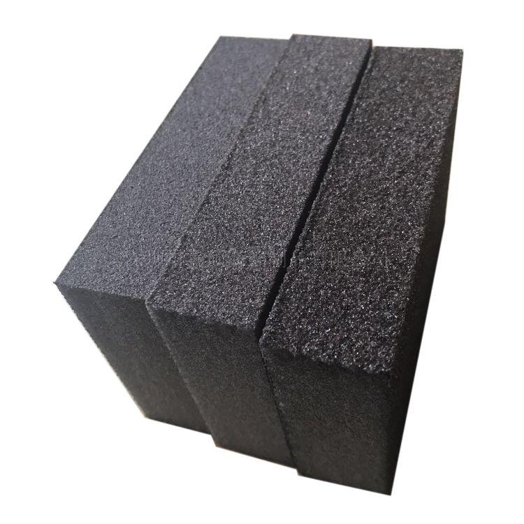 海绵砂块/木工海绵砂纸/粗中细号数厂家定制