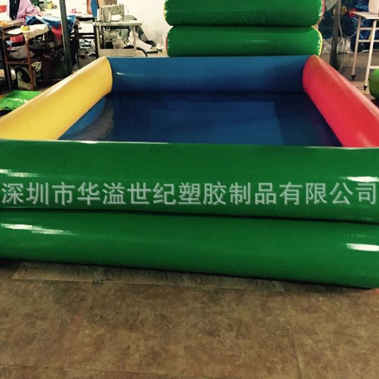 厂家直销充气水池 家庭游泳池 儿童游泳池 儿童水池(支持订做)