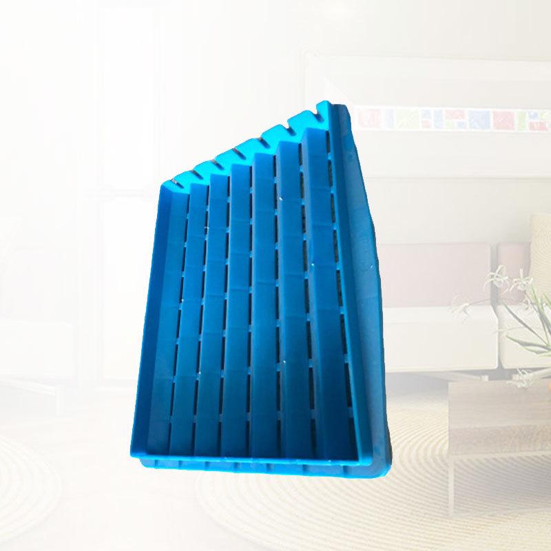 厂家直销 生产批发供应 可定制塑料周转盘 轴承盘 周转箱
