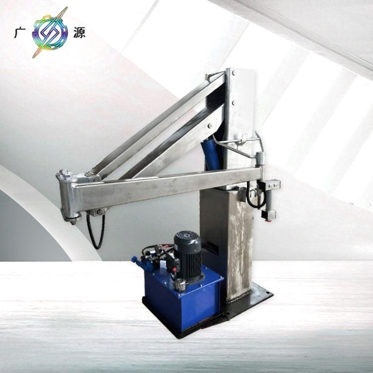 厂家直销屠宰装卸机械臂 液压机械手 代替人工省时省力液压操控。