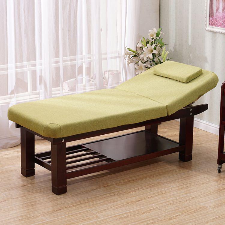 批发实木美容床按摩床推拿理疗SPA针灸床厂家直销