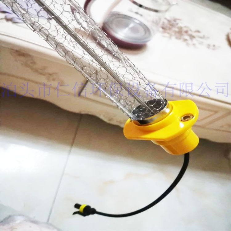 净能厂家直销离心灯管VOC废气处理离子管 高能离子杀菌灯UV紫外线灯管