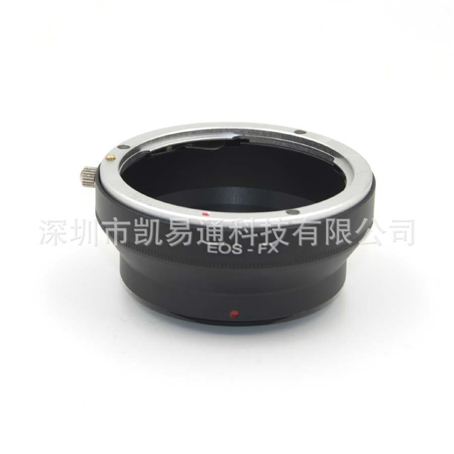 EOS-FX 适用于佳能EOS手动镜头转Fujifilm富士X-Pro1机身转接环