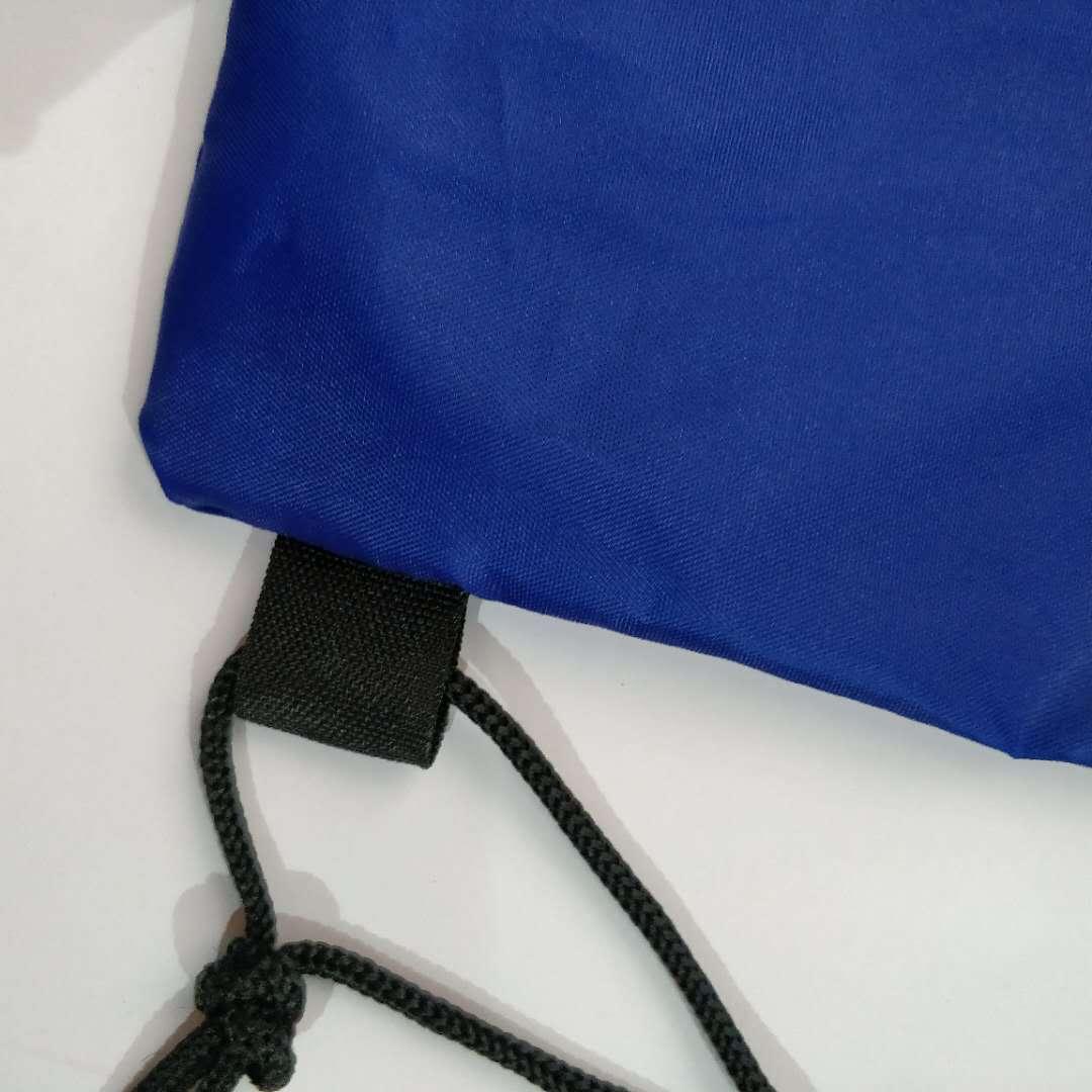 拉绳束口袋 涤纶束口袋 广州厂家大量批发 定制logo 尼龙拉绳背包