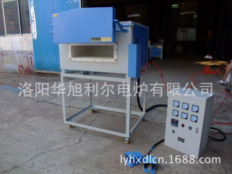 自动款高温箱式炉(自动款高硼硅玻璃加热炉)