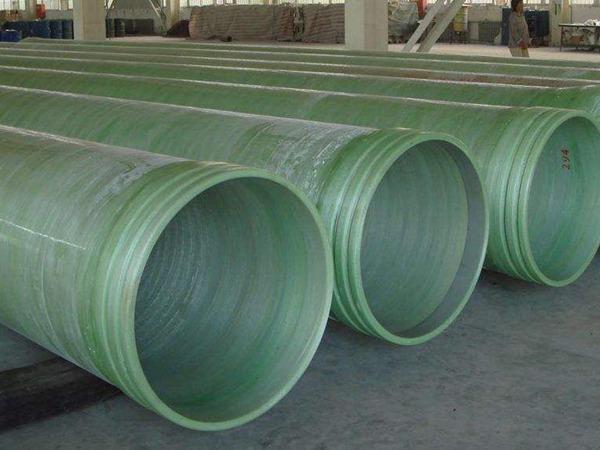 玻璃钢电缆保护管 管道 夹砂管 玻璃钢夹砂管道