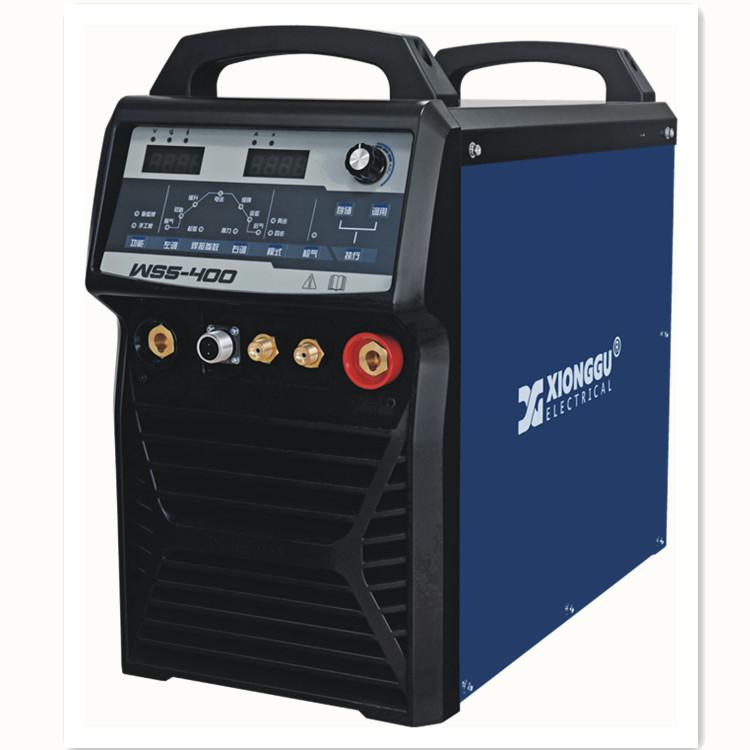 熊谷WS5-400IGBT逆变直流氩弧焊多功能机 直流氩弧焊机焊条电弧焊