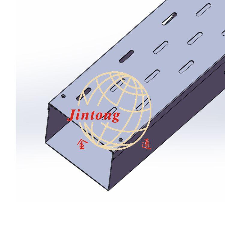 线槽镀锌冲孔板 长圆孔冲孔板厂家冲孔厂 冲孔价格线槽盖板