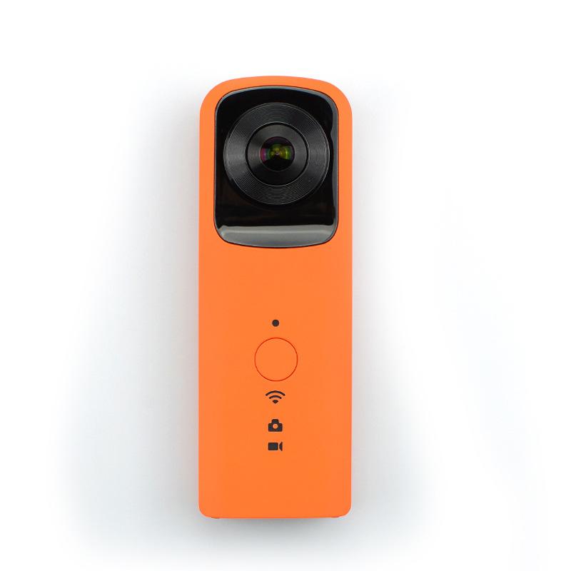 720°VR全景相机 wifi摄像头 数码无线摄像机家用 小型相机